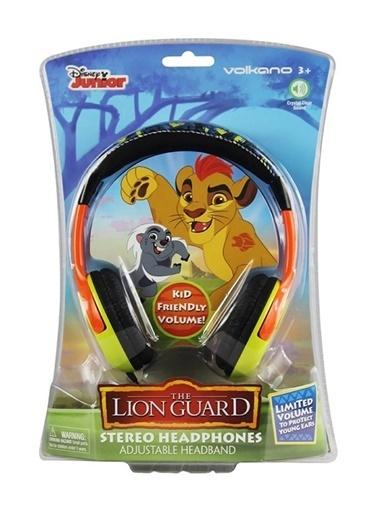 Volkano Disney Junior Aslan Koruyucular Lion Guard Çocuk Kulaklığı Lisanslı DY-10901-LG Renkli